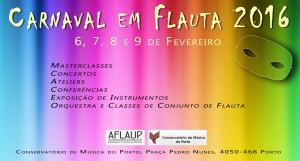 6-9 février 2016 - Carnaval em Flauta 2016