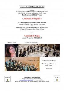 30 janvier 2016 - Journée de la Flûte  (Alpes Maritimes, France)