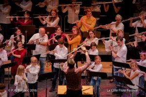 20h30 | Concert de Gala - Spotlight on the flutechoir